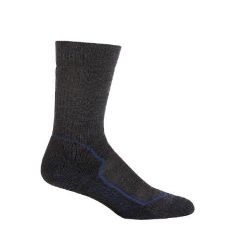 Icebreaker Hike+ Medium Crew Wool Hiking Socks