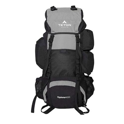 TETON Sports Explorer 4000 Backpacking Backpack