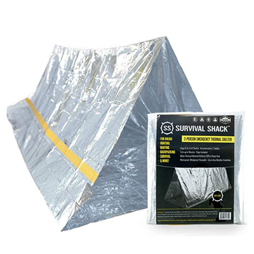 SharpSurvival Emergency Survival Shelter Tent