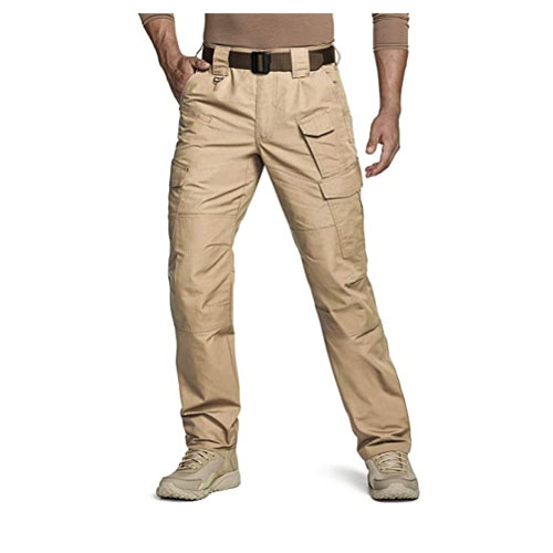 QR Men's Tactical Rain Pants