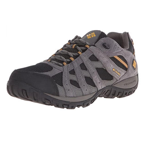 Columbia Men's Redmond Waterproof Low Hiking Shoes