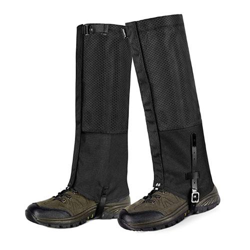 Unigear Waterproof Abrasion Resistance Hiking Gaiters
