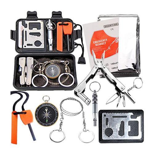 EMDMAK Outdoor Emergency Survival Kit