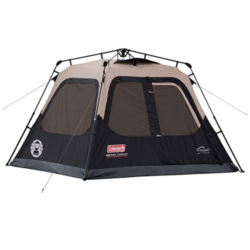 Coleman Instant Cabin 4 Person Tent