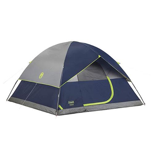 Coleman Sundome 6-Person Summer Tent