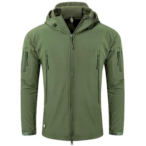 ANTARCTICA Men's Military Tactical Softshell Jacket