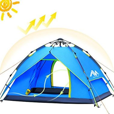 Ayamaya Automatic Family Beach Dome Summer Tent