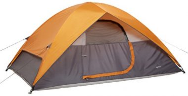 4-Person Dome Tent by AmazonBasics