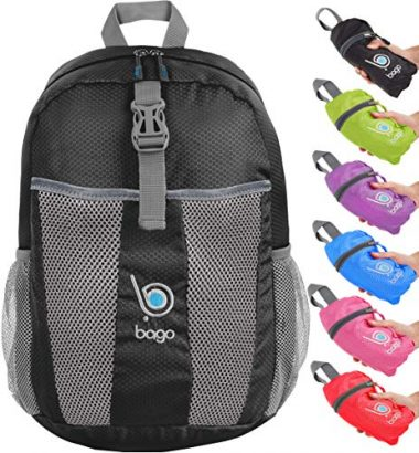 Bago Foldable Lightweight Backpack