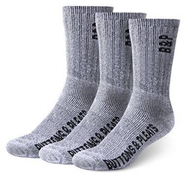 Buttons & Pleats Premium Hiking Socks