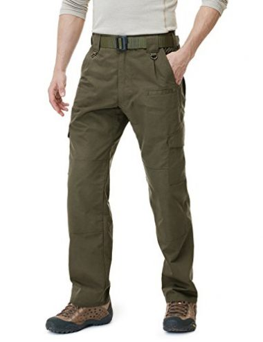 CQR Men's EDC Assault Tactical Rain Pants