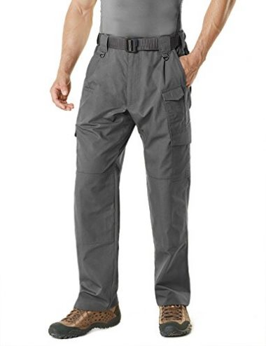 CQR Men's Lightweight Tactical Hiking Pants