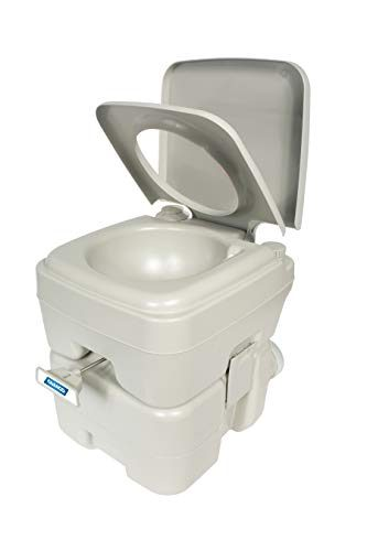Camco Designed for Camping Portable Toilet