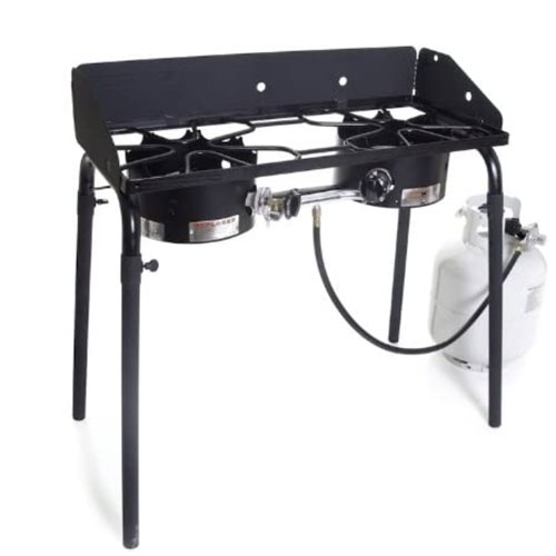 Camp Chef Explorer Double Camping Grill