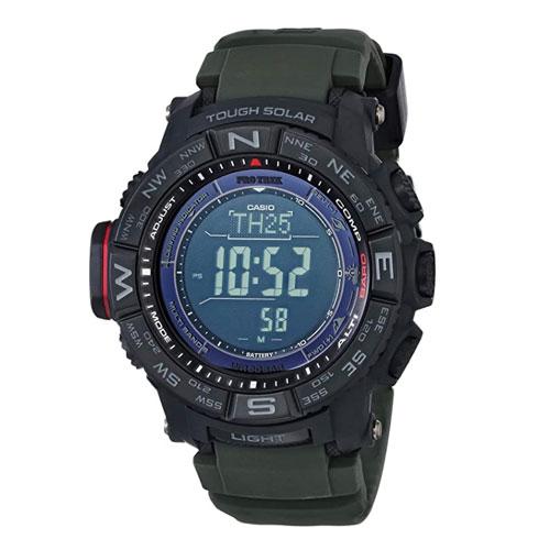 Casio Pro Trek Tough Solar Altimeter Watch