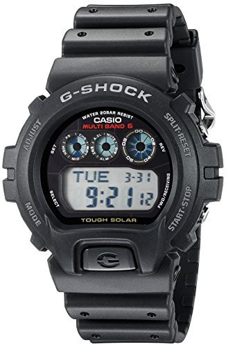 Casio G-Shock GW6900-1 Sport Solar Watch