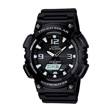 Casio Solar Sport Combination Solar Watch