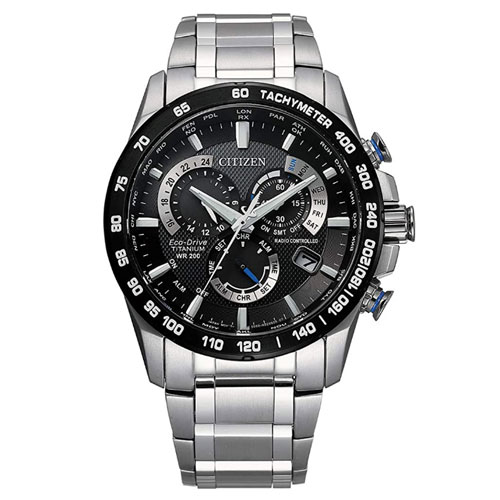 Citizen Eco-Drive Titanium Solar Watch