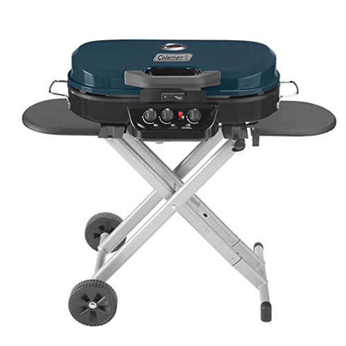 Coleman RoadTrip 225 Portable Tabletop Propane Camping Grill