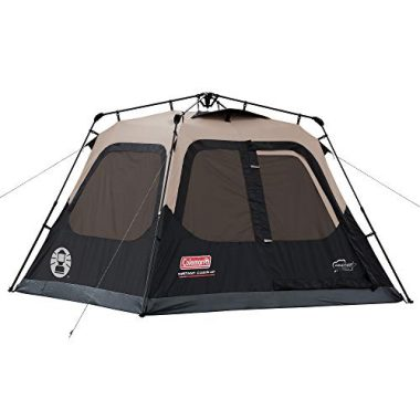 Instant Cabin by Coleman  sc 1 st  Globo Surf & 10 Best 4 Person Tents in 2019 | Reviews - Globo Surf