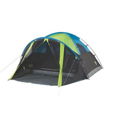 Carlsbad Tent with Screen Room by Coleman