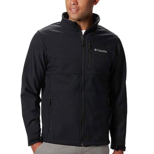 Columbia Men's Water Resistant Softshell Jacket