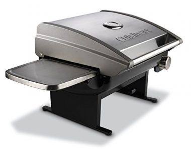Cuisinart CGG-200 All-Foods 12,000-BTU Tabletop Gas Camping Grill