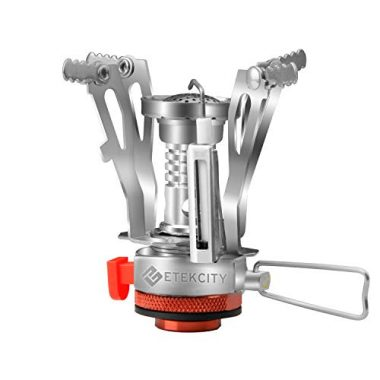 Ultralight Backpacking Stove by Etekcity