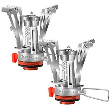 Etekcity Ultralight Camping Stoves (2pack)