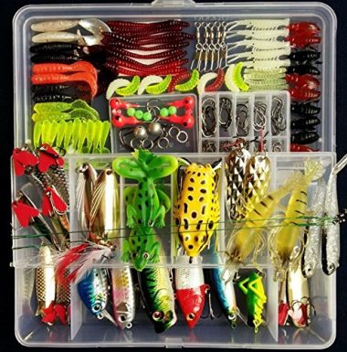 InnoFun Fishing Tackle Lots Freshwater Lures