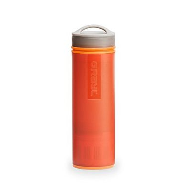 GRAYL Ultralight Backpacking Water Filter