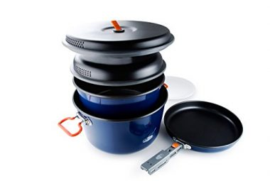GSI Outdoors Bugaboo Base Camping Cookware Sets