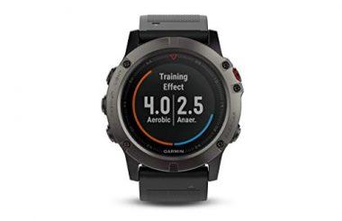 Garmin Fenix 5X Sapphire Altimeter Watch