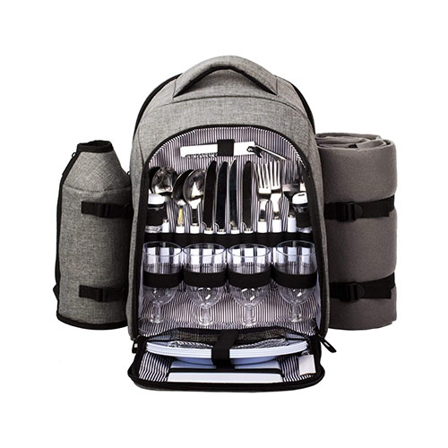 Hap Tim 4 Person Picnic Backpack