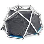 The Cave Inflatable Geodesic Tent by Heimplanet