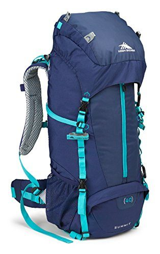 High Sierra Women's Summit 40L Pack for Backpacking