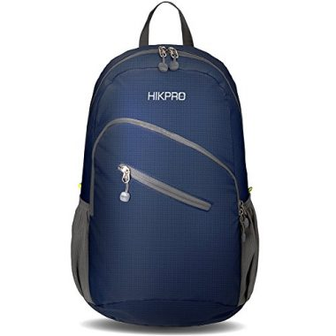 Hikpro Ultra Lightweight & Ultra Durable Packable Hiking Daypack