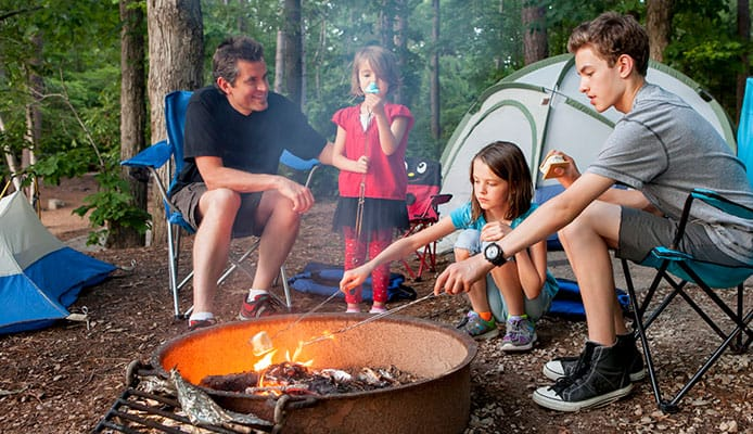 How_To_Set_Up_A_Campsite_10_Camping_Organizations_Tips