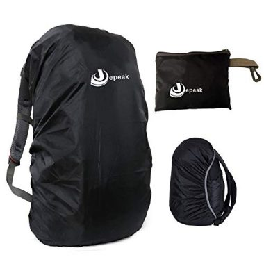 Jepeak Waterproof Backpack Rain Cover
