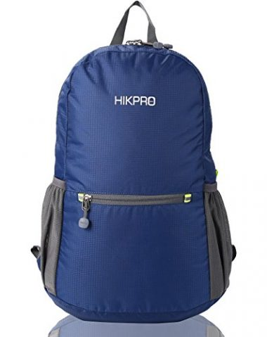 HIKPRO 20L – Durable Lightweight Packable Hiking Daypack