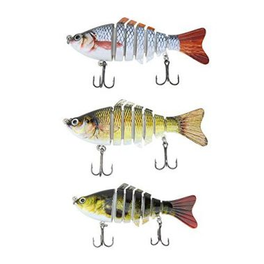 Lixada Fishing Walleye Lures