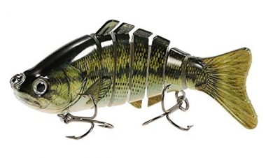 Lixada Fishing Bass Lure