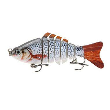 Lixada Fishing Muskie Lure