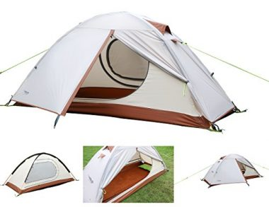 Luxe Tempo 1-Person Freestanding Tent