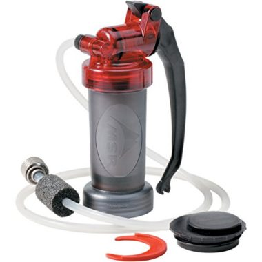 MSR MiniWorks EX Backpacking Water Filter