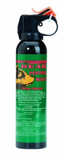 Mace Brand Maximum Strength Bear Defense Spray