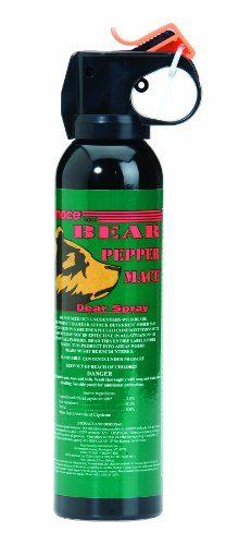 Mace Brand Maximum Strength Defense Bear Spray