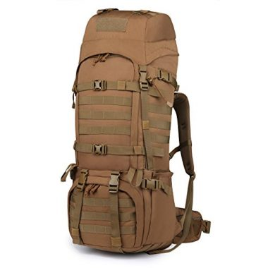 Tactical Military Internal Frame Backpack by Mardingtop