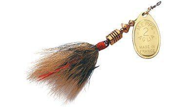 Mepp's Aglia Dressed Treble Fishing Lure – 1/2 ounce