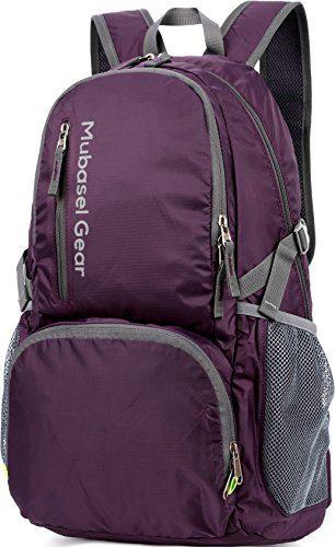 Mubasel Gear Lightweight Backpack